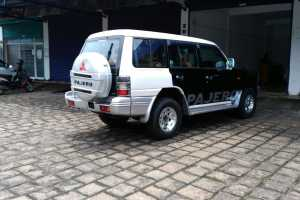 Mitsubishi Pajero bulldog shape for 7Lakhs - TPBazaar com